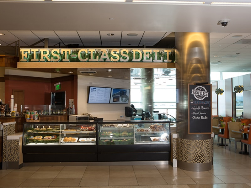 Image of First-Class Deli