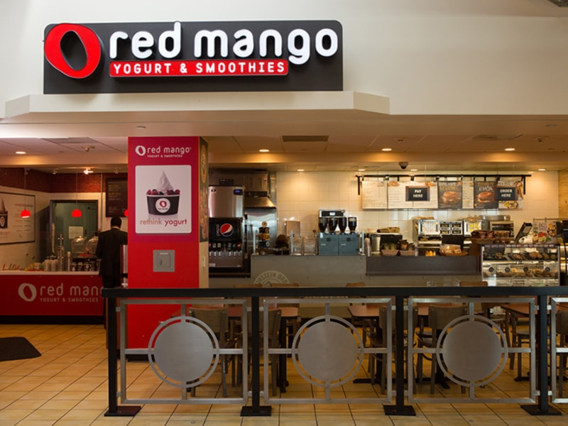 Red Mango Yogurt & Smoothies