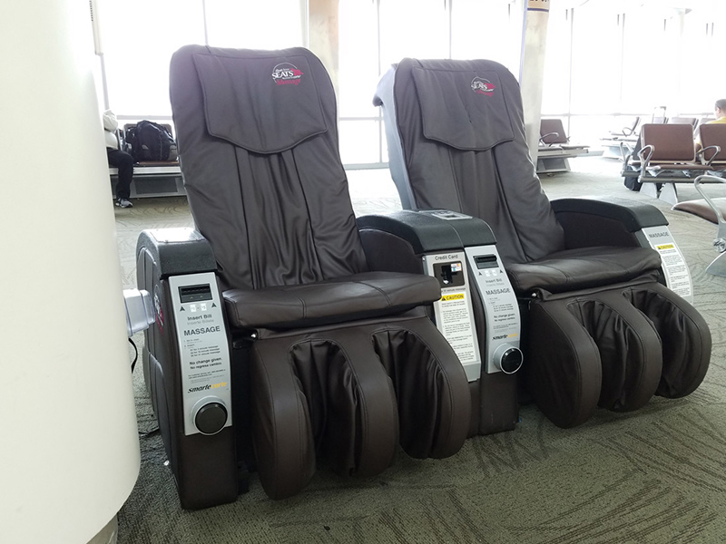 Image of Massage Chairs