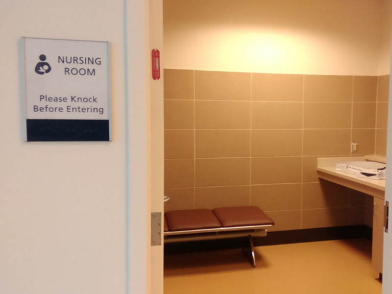 Inside Nursing Room