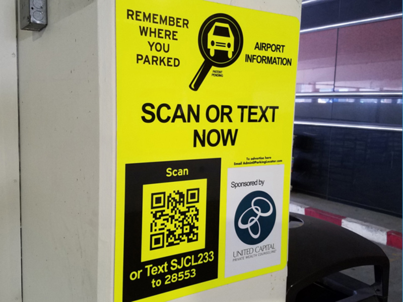 Image of Parking Locator
