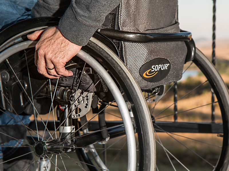Image of Wheel Chair Assistance