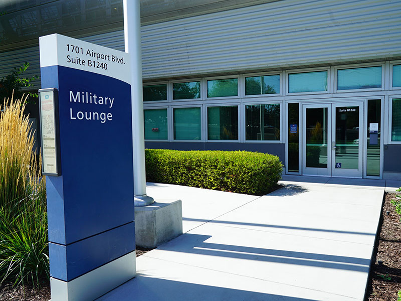 Image of Military Lounge