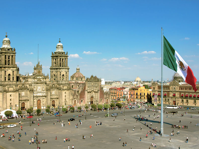 Image of Mexico City (Seasonal)