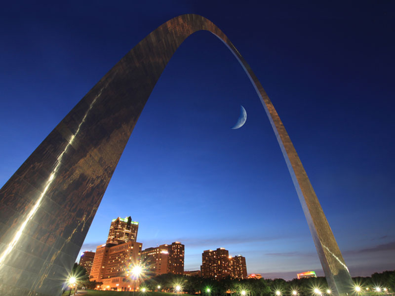Photo: St. Louis Arch