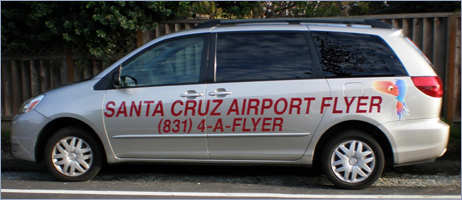 Image of Santa Cruz Airport Flyer
