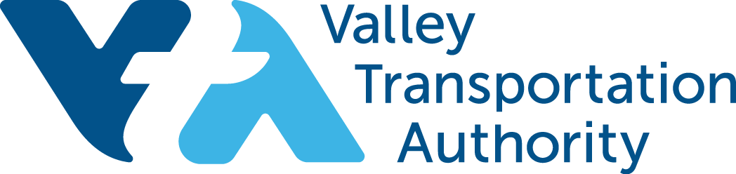 Logo of Valley Transportation Authority (VTA)
